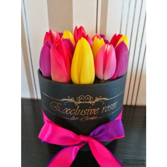Exclusive 18-20 szàlas Tulipán box