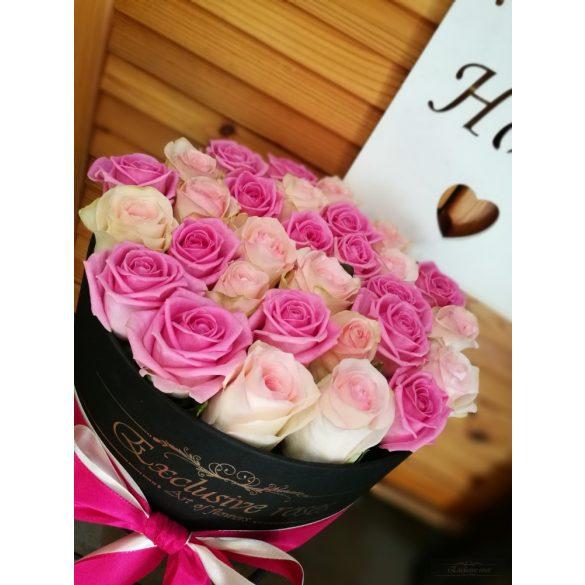 Exclusive Roses Box 38-40 szàlas