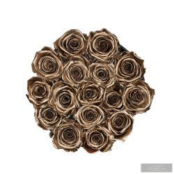 Exclusive Rózsa Gold box 18-20 szál