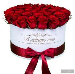 Exclusive Rózsa Box 28-30 szál
