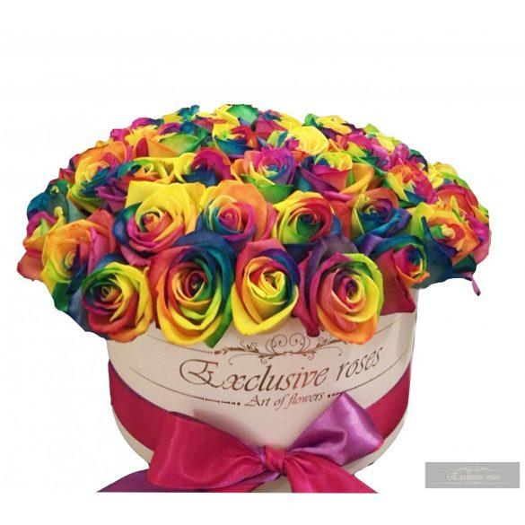 Exclusive Rózsa Box 40 szálas