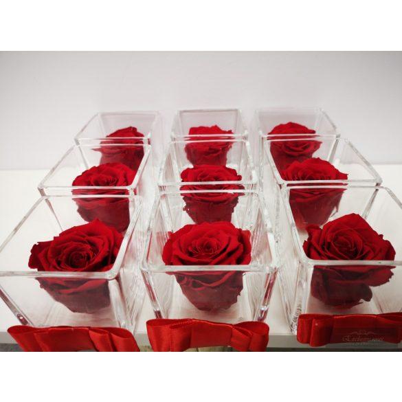 Örök Rózsa dobozban