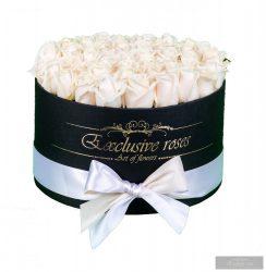 Exclusive Rózsa box 50 szál