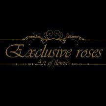 Exclusive Rózsa Box 28-30 szál Swarovski kővel
