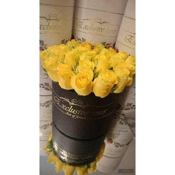 Exclusive Rózsa Box 18-20 szál