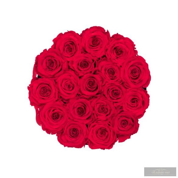 Exclusive Roses 18 szálas Örök rózsa Box