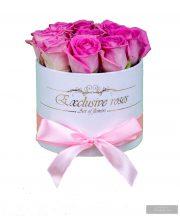 Exclusive Roses 7-9 szálas rózsa box