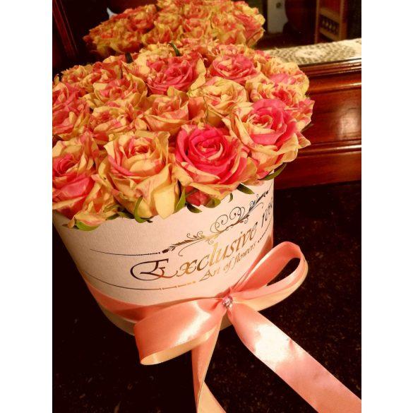 Exclusive Rózsa Box 18-20 szálas