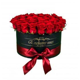 KEREK box / Round Box Exclusive Roses
